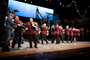 Wolverhampton Grand Theatre's BRASSED OFF Marches into Eastbourne