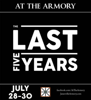 THE LAST FIVE YEARS to Play in Concert at The Armory This July