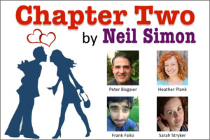 Pegasus Theatre Project to Stage Neil Simon's CHAPTER TWO