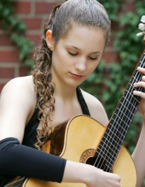 Ocean Grove Presents Solo Guitarist Chaconne Klaverenga