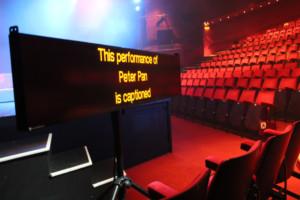 Mercury Theatre Purchases Essex's First Captioning Unit