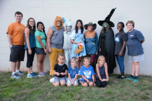 Theater Project Jr. Presents THE WIZARD OF OZ this Month
