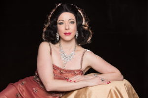 HEDY! THE LIFE & INVENTIONS OF HEDY LAMARR to Play Charm City Fringe