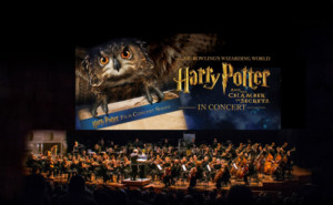 The CSO to Present HARRY POTTER AND THE CHAMBER OF SECRETS in Concert