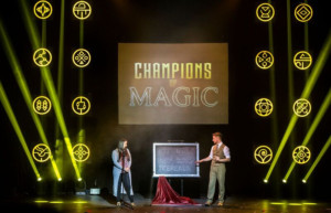 Direct from London's West End, CHAMPIONS OF MAGIC Comes to Thousand Oaks