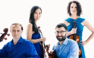 Chiara String Quartet Performs in Cooperstown 10/8