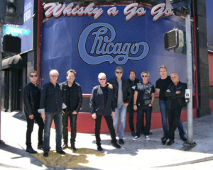 Legendary Band Chicago Comes to Orlando in October