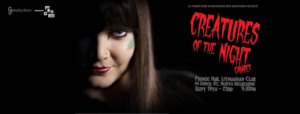 CREATURES OF THE NIGHT Returns to Melbourne Fringe