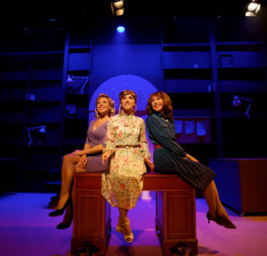 Only Two Weeks Left to Catch 9 TO 5 THE MUSICAL at Upstairs at the Gatehouse