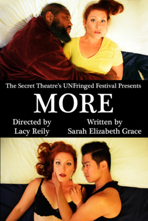 Addiction to Take Center Stage in MORE at Secret Theatre's UNFringed Festival