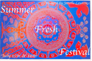 SUMMER FRESH FESTIVAL presents Fresh New Works