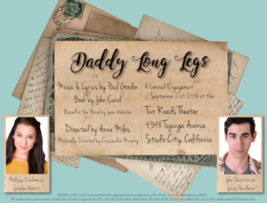 DADDY LONG LEGS The Musical Lifts Spirits For Charity This Fall