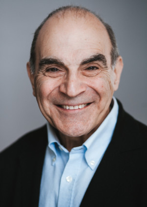 David Suchet Joins Exeter Northcott Anniversary Gala Line Up