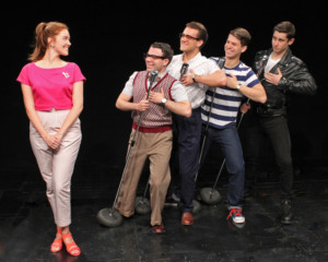 Doo-Wop Musical LIFE COULD BE A DREAM Wraps Up CRT's Summer Season