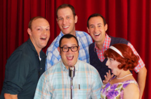 SH-BOOM! Winter Park Playhouse to Present '60s Jukebox Hit LIFE COULD BE A DREAM