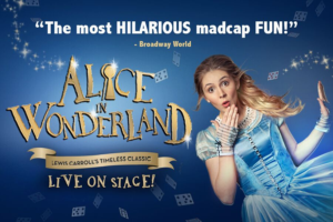 ALICE IN WONDERLAND Falls Down the Rabbit Hole in Melbourne this January