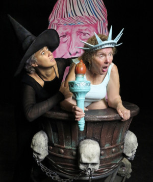 Nonstop Theatre, Costumes and More to Bewitch at TNC's VILLAGE HALLOWEEN COSTUME BALL