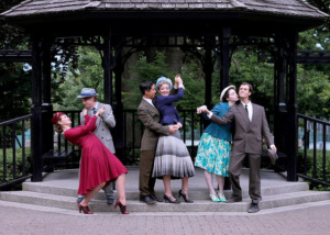 Alchemy theatre Brings the Lush 30's to LOVE'S LABOUR'S LOST