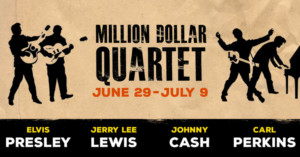 Endstation Theatre to Present MILLION DOLLAR QUARTET