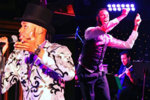 AFTER MIDNIGHT's Brian Davis Returns for TAPTASTIC! at The Duplex