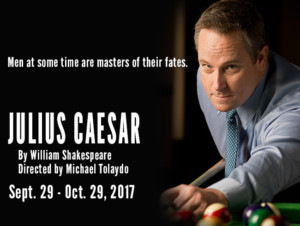 Chesapeake Shakespeare Company Presents JULIUS CAESAR