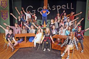 Millbroook Playhouse Teens present GODSPELL JR. on the Ryan Main Stage