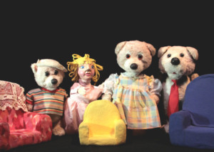 'Goats' and 'Goldilocks' Come to Great AZ Puppet Theater