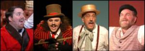 Three Memphis Tenors Come to Theatre Memphis