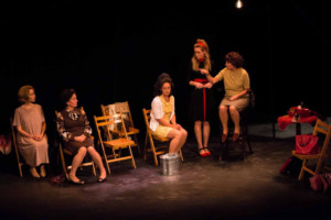 THE REVLON GIRL Comes to Park Theatre