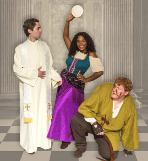 Come One, Come All for THE HUNCHBACK OF NOTRE DAME at UD Summer Stage