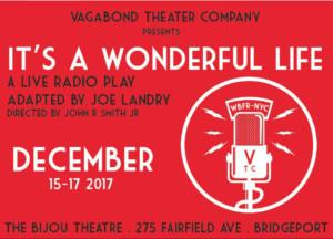 Vagabond Theatre Company to Bring Holiday Radio Play 'IT'S A WONDERFUL LIFE' to The Bijou