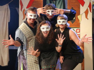 PRINCE AND THE PAUPER Opens This Saturday at Millbrook Playhouse