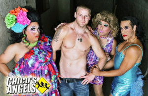 Travis Quentin to Join Chico's Angels in Newest Show CHICAS ARE 4EVER