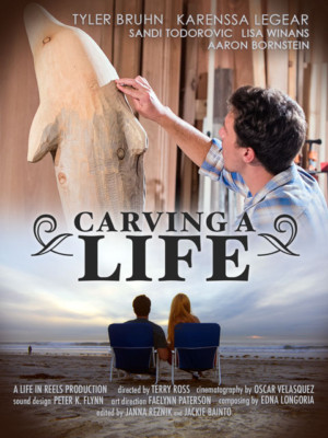 Award-Winning CARVING A LIFE Premieres Today