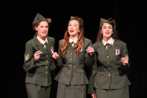 Servant Stage Company presents SING SING SWING