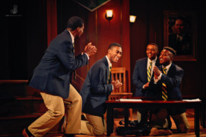 JAG Productions Wins NETC Regional Award for Outstanding Achievement in the American Theatre