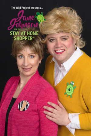 JANE JOHNSON FOR THE STAY AT HOME SHOPPER Comes to The Wild Project