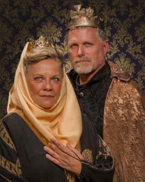 Robert Newman & Kim Zimmer to Guest Star in Barn Theatre's THE LION IN WINTER