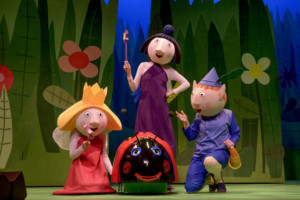 Experience Fairy Magic With BEN & HOLLY ON STAGE