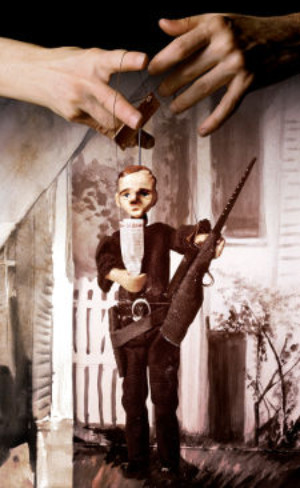 Czech Marionettes to Bring THE LIFE & TIMES OF LEE HARVEY OSWALD to La MaMa