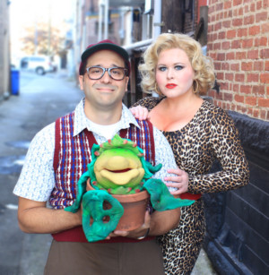 Flat Rock Playhouse to Present LITTLE SHOP OF HORRORS!