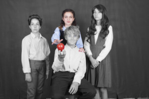 North Coast Rep Theatre School presents THE GIVER