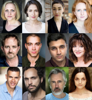 Final Cast Announced to Join Josie Lawrence in MOTHER COURAGE AND HER CHILDREN at Southwark Playhouse