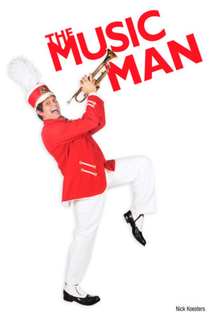 THE MUSIC MAN Marches Into Barter Theatre
