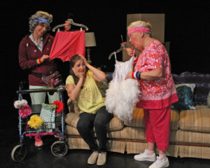 CRT presents Regional Premiere of NANA'S NAUGHTY KNICKERS