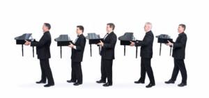 Artist Series Concerts of Sarasota Presents PIANO GRAND II at the Sarasota Opera House this Saturday