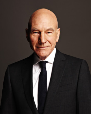 Sir Patrick Stewart Will Be Honored with San Diego International Film Festival's Gregory Peck Award