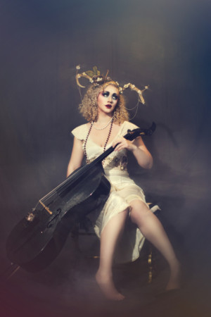 Cellista presents TRANSFIGURATIONS at Little Boxes Theater