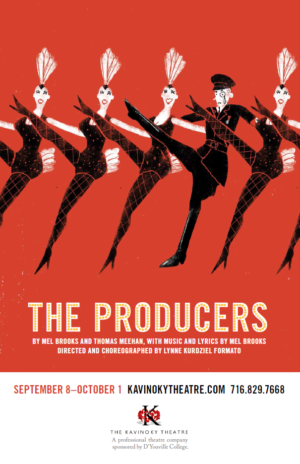 The Kavinoky Theatre to Open 28th Season with THE PRODUCERS