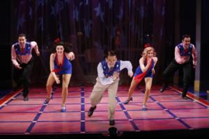 Original New York Cast to Dance CAGNEY to the West Coast